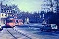 Dia von Wuppertal, GT8 3823, Schliepershäuschen - Krummacher Straße, Bild 1.jpg