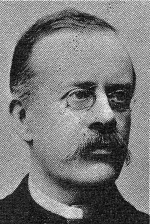 Swedish general election, 1911 - Image: Dick Östberg