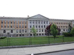 William L. Dickinson High School - Image: Dickenson High JC jeh