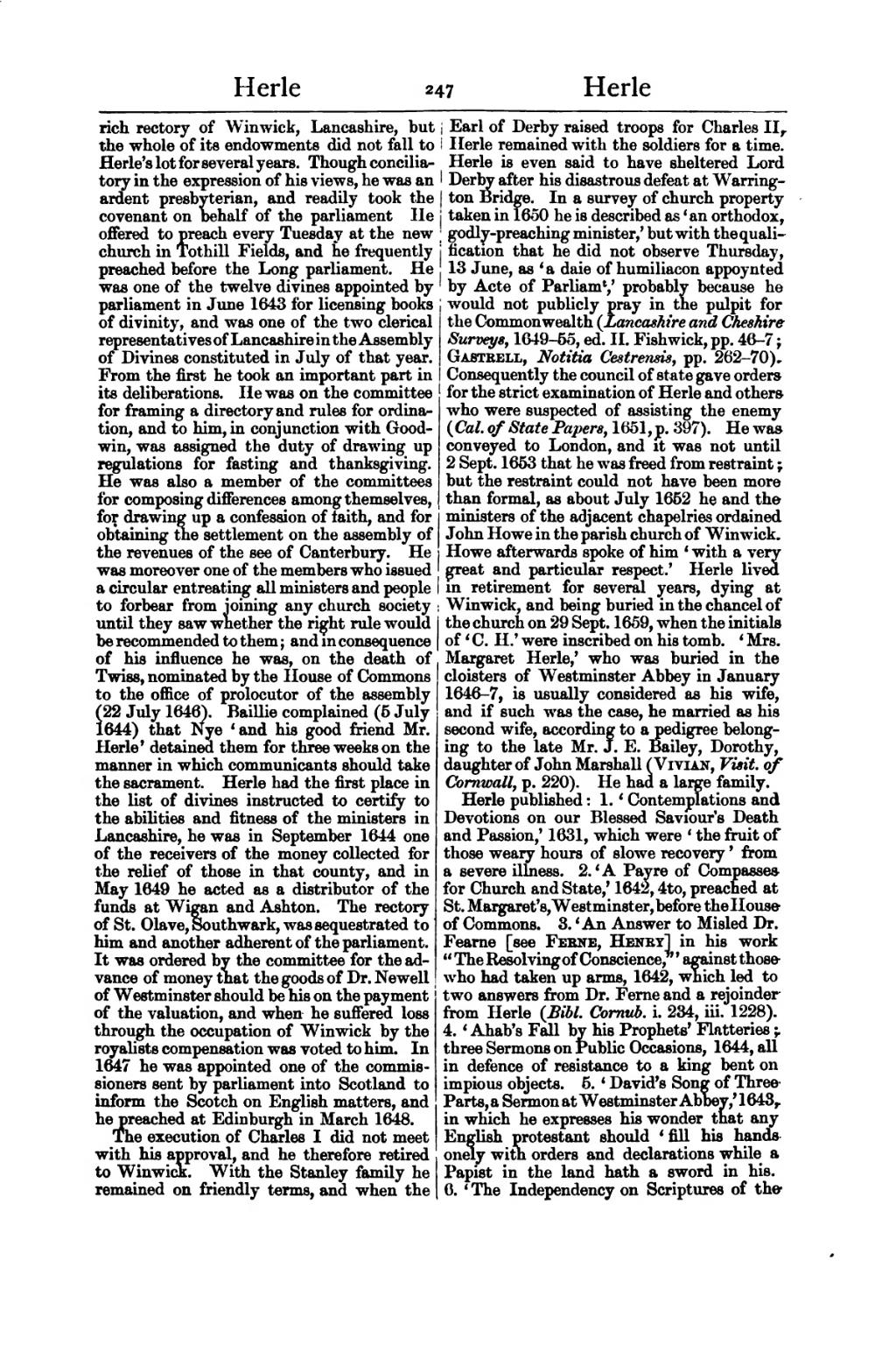 Page:Dictionary of National Biography volume 26.djvu/253 - Wikisource, the  free online library
