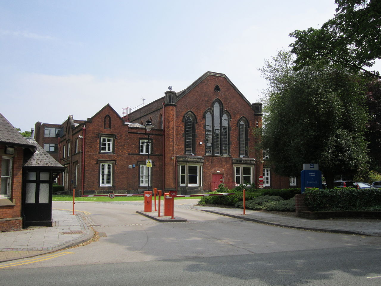 Manchester Metropolitan University Trading Room
