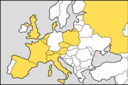 Deutsche Nachbarn beim frivolen Partnertausch