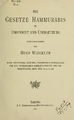 Die Gesetze Hammurabis in Umschrift und Übersetzung (1904).png
