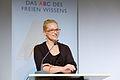 Diese Aufnahmen entstanden im Rahmen des 5. Wikimedia-Salon - Das ABC des Freien Wissens zum Thema Erinnerung am 27. November 2014 bei Wikimedia Deutschland. 13.JPG