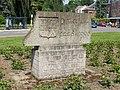 Dilbeek Gemeenteplein Monument voor gemeentehuis - 173555 - onroerenderfgoed.jpg