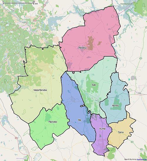 Sala kommun - Wikiwand