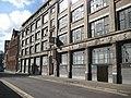 Disused factory, Alie Street E1 - geograph.org.uk - 1761482.jpg