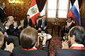 Dmitry Medvedev in Peru 24-25 November 2008-10.jpg