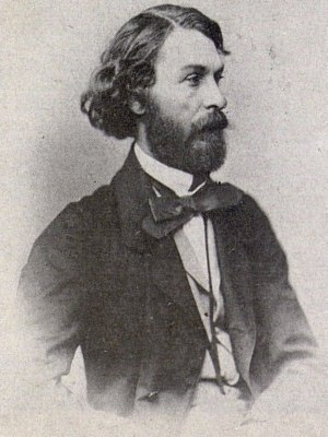 Dmitry Grigorovich - Dmitry Grigorovich in the late 1850s