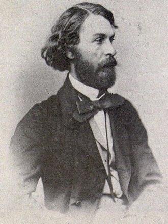 Dmitry Grigorovich - Dmitry Grigorovich in the late 1850s