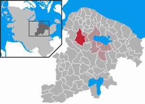 Dobersdorf - Image: Dobersdorf in PLOE