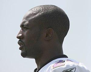Domonique Foxworth - Foxworth during Ravens training camp 2009