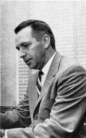 Donald Cressey - Donald Cressey in 1960