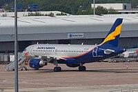 VP-BBT - A319 - Rossiya