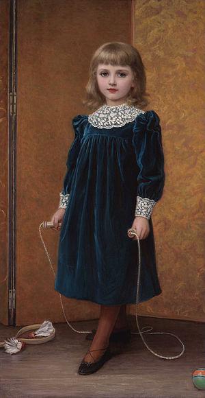 Kate Perugini - Dora (Kate Perugini, 1892)