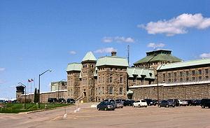 Dorchester Penitentiary - Image: Dorchester Pen 2