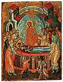 Dormition of Virgin (Greece, 17-18 c.) 02.jpg