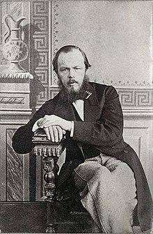 Fyodor Dostoyevsky Wikiquote