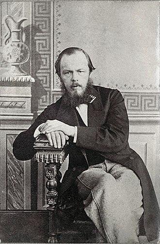 Fyodor Dostoevsky - Dostoevsky in Paris, 1863