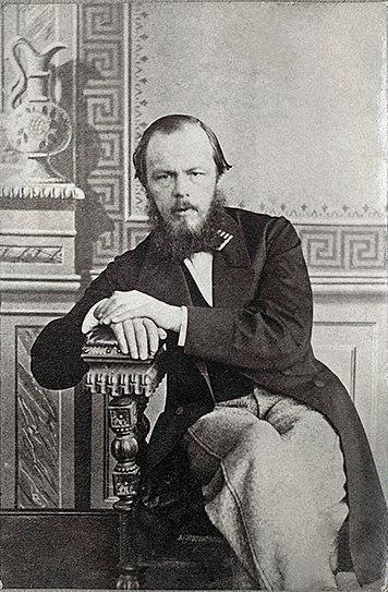 Достоевский в 1863 году.