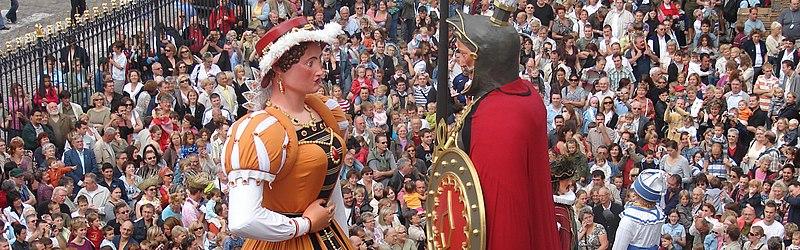 File:Douai - Les fêtes de Gayant.jpg