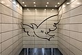 Dove decoration at Liangmaqiao Station (20180318125525).jpg