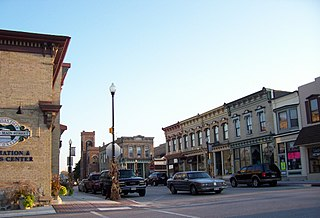 Sheboygan Falls, Wisconsin Place in United States, Town of Rochester