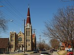 Downtown Pueblo Church by David Shankbone.jpg