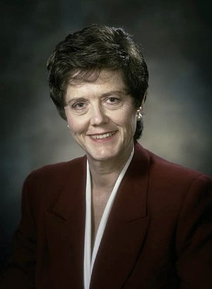 Carolyn Huntoon - Image: Dr. Carolyn Huntoon, JSC Director