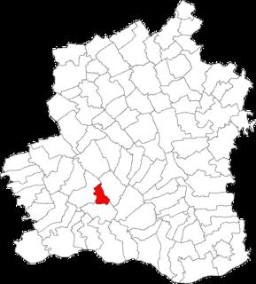 Dracea Commune in Teleorman, Romania