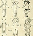 Drawing made easy - a helpful book for young artists; the way to begin and finish your sketches, clearly shown step by step (1921) (14789756723).jpg