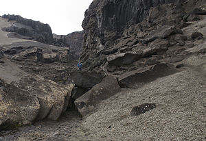 Askja - Drekagil canyon