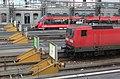 Dresden Hauptbahnhof trains.JPG