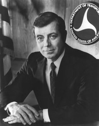 United States Secretary of Transportation - Image: Drew lewis