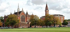 Dulwich College cover
