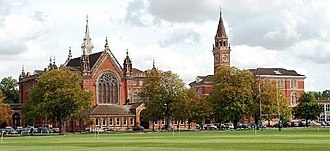 Dulwich and West Norwood (UK Parliament constituency) - Dulwich College is a local landmark