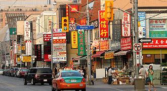 Dundas Street - Chinatown