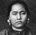 Dungan woman Mongoloid.png