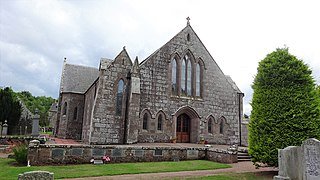 Dunnottar Parish Church Church