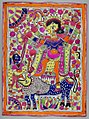 Durga zabijająca demona Mahiszę.jpg