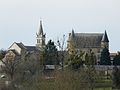Dussac église et château.JPG