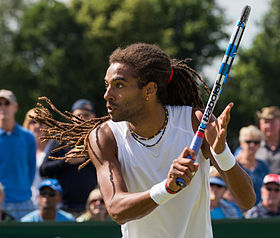 Dustin Brown 11, 2015 Wimbledon Qualifying - Diliff.jpg