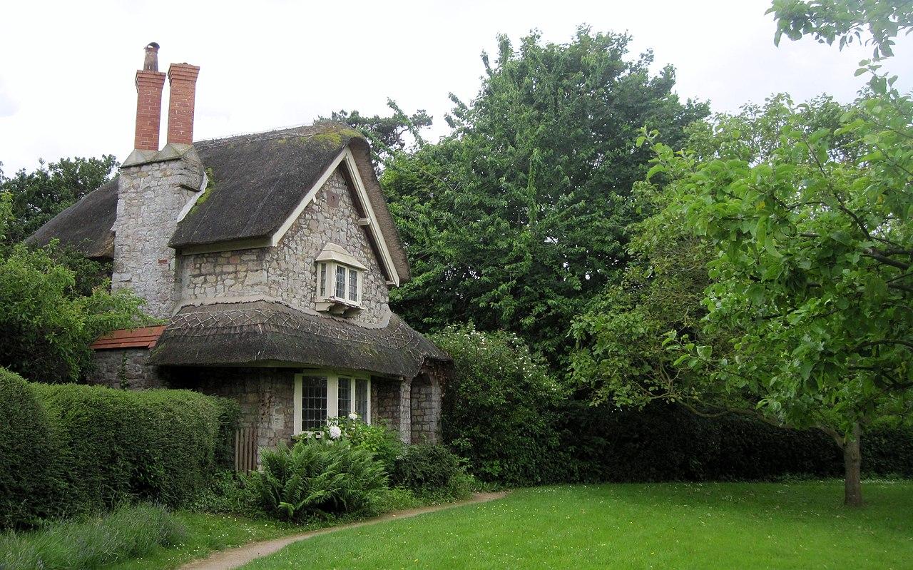 File Dutch Cottage Blaise Hamlet Near Bristol Geograph