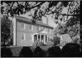 EAST FRONT FROM SOUTHEAST - Kenmore, 1201 Washington Avenue, Fredericksburg, Fredericksburg, VA HABS VA,89-FRED,1-53.tif