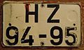 EAST GERMANY -TRACTOR PLATE - Flickr - woody1778a.jpg