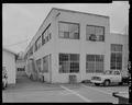 EAST SIDE, NORTHEAST CORNER - Maintenance Building, Second Street, Keyport, Kitsap County, WA HABS WA-266-7.tif