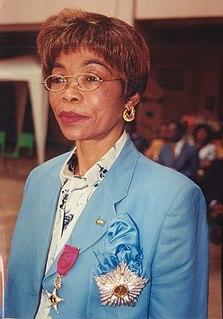 Esther Dang Cameroonian economist