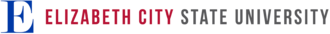 Elizabeth City State University - Image: ECSU wordmark