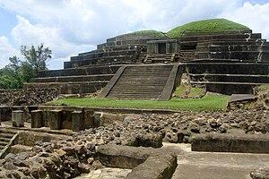 Tazumal - The Maya ruins of Tazumal