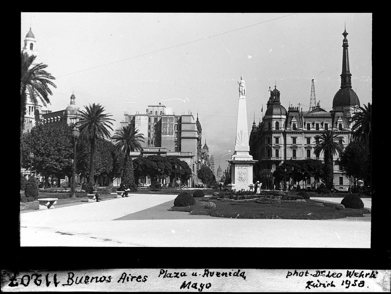 File:ETH-BIB-Buenos Aires, Plaza und Avenida Mayo-Dia 247-11207.tif